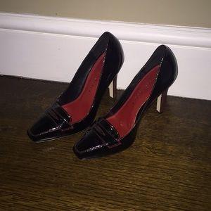 WHBM black heels